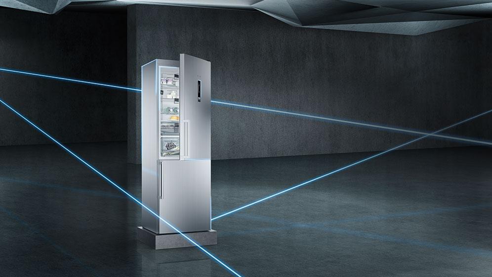 Siemens Kühlschrank Wlan : Bosch kühlschrank kgn hi home connect app steuerung